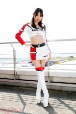 レースクイーン | 望月さとみ(CRAFTSPORTS GIRL)