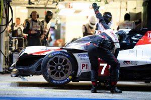 ル・マン/WEC | ル・マン24時間:ポール獲得のトヨタ7号車、予選1回目の事故後にモノコックを入れ替える事態に