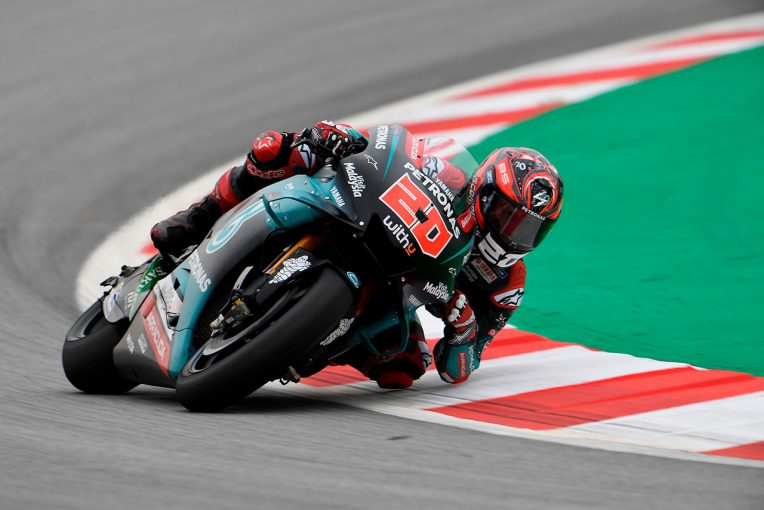 MotoGP | クアルタラロがトップタイム。中上も上位進出/【タイム結果】2019MotoGP第7戦カタルーニャGPフリー走行2回目