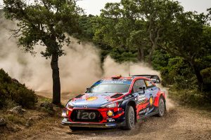 ラリー/WRC | 【順位結果】2019WRC第8戦イタリア SS9後