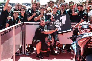 MotoGP | MotoGPカタルーニャGPでルーキー、クアルタラロが今季2度目のポール獲得。ヤマハ勢4台が上位を席巻