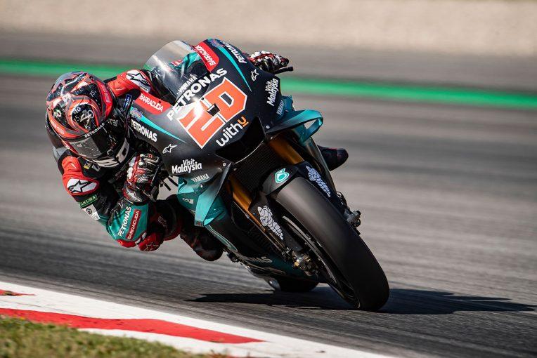 MotoGP | クアルタラロが今季2度目のポール獲得/【順位結果】2019MotoGP第7戦カタルーニャGP MotoGPクラス予選