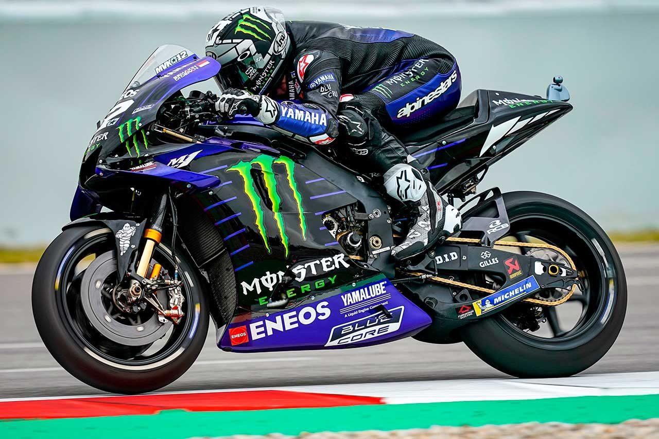 クアルタラロ、MotoGP第7戦カタルーニャGPで今季2度目のポール獲得。ヤマハ勢4台が上位を席巻