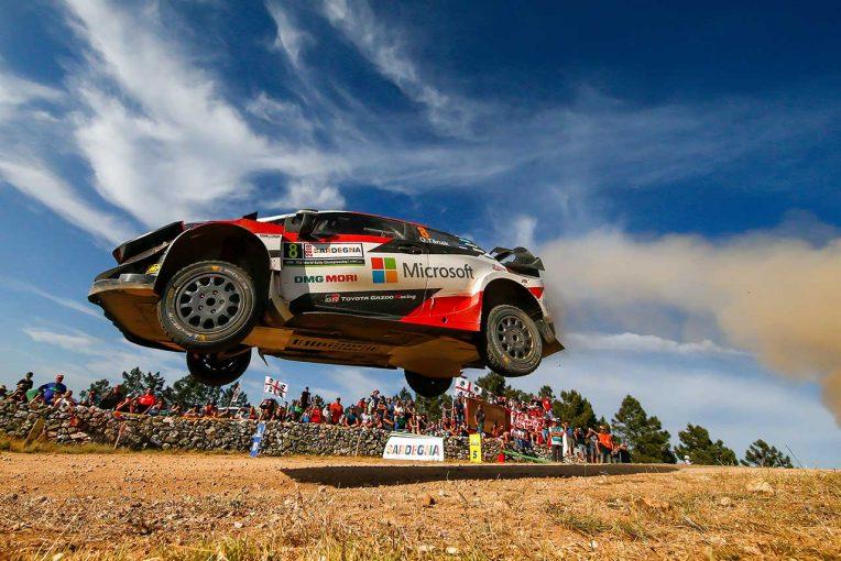 ラリー/WRC | 【順位結果】2019WRC第8戦イタリア SS15後