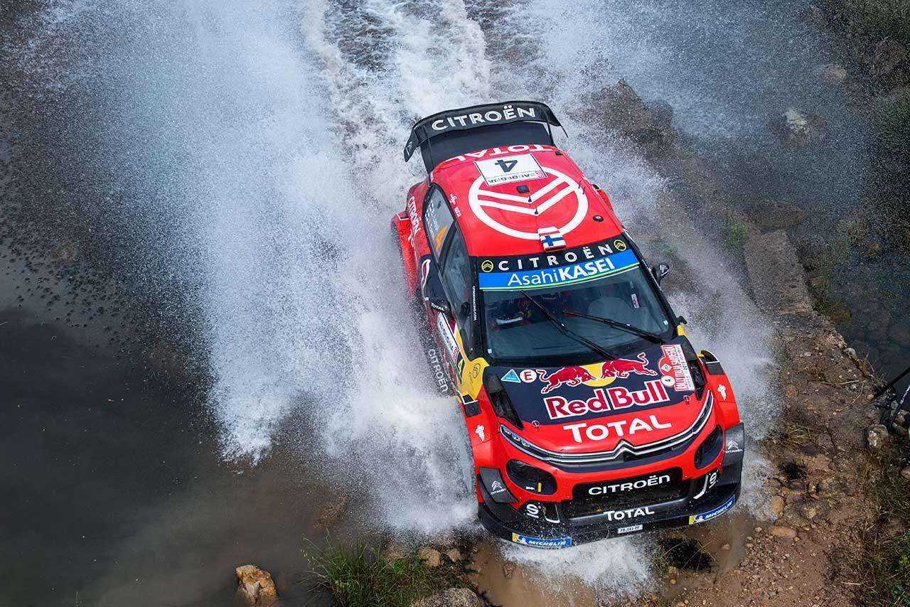 エサペッカ・ラッピ(シトロエンC3 WRC)