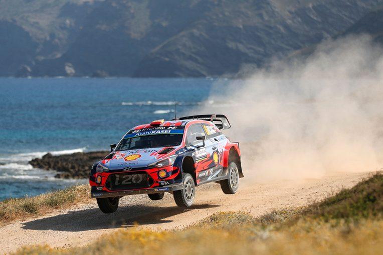 ラリー/WRC | WRC第8戦イタリア:トヨタのタナクが最終ステージで失速。ヒュンダイのソルドが逆転でシーズン初優勝