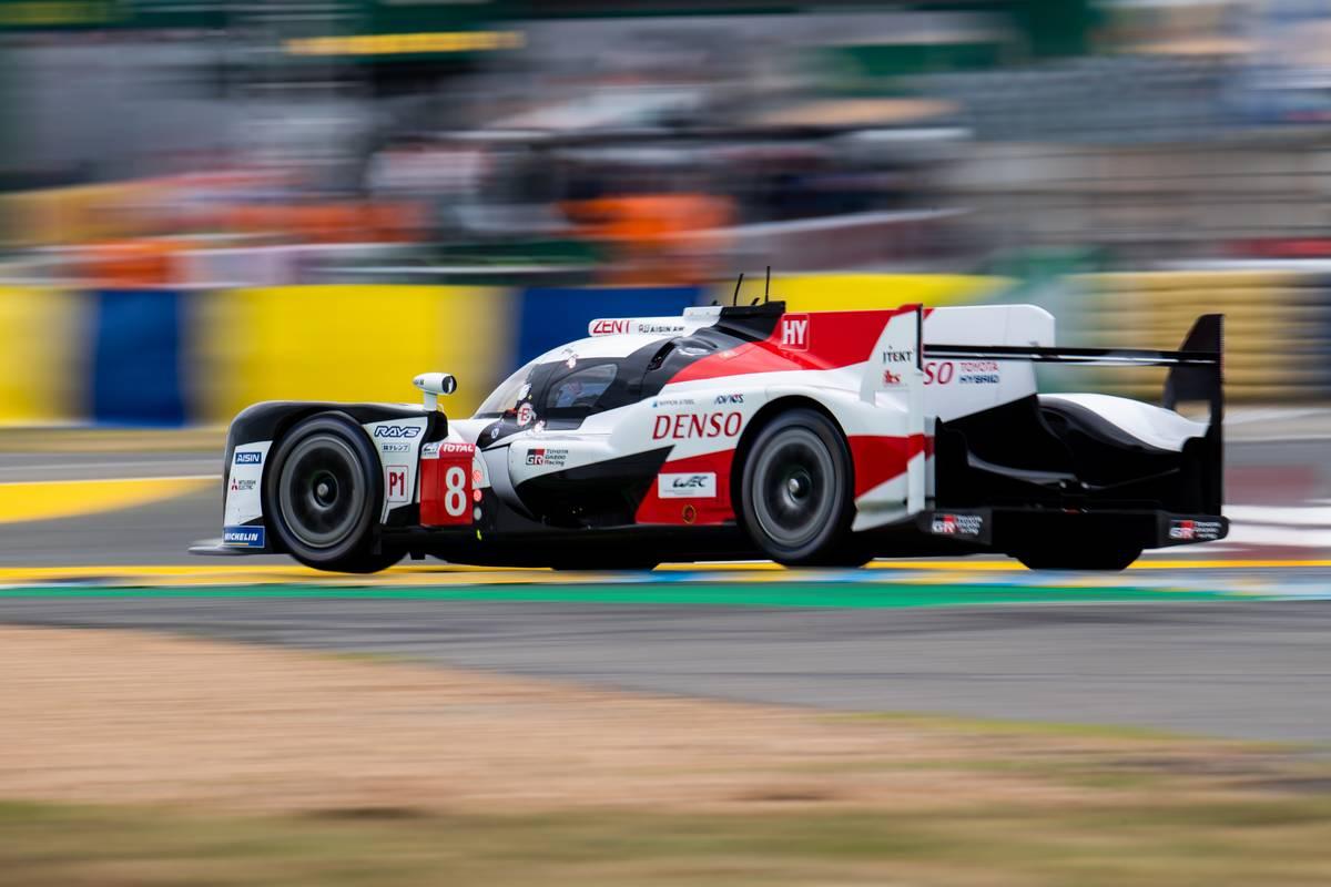 Motor Racing – Le Mans 24 Hours – Le Mans, France