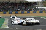 ポルシェGTチームの92号車と93号車ポルシェ911 RSR