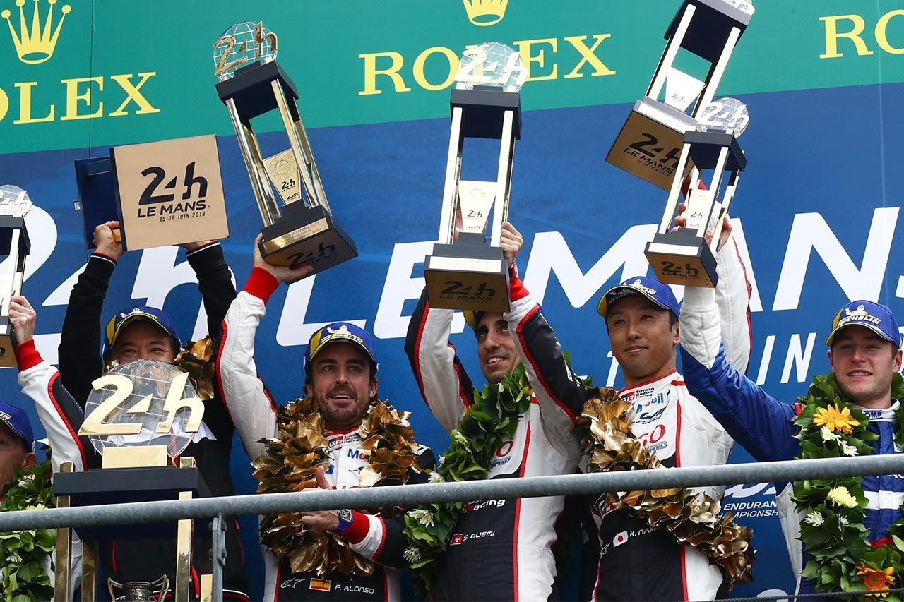 ル・マン24時間:中嶋一貴「ワールドチャンピオンは素直に嬉しい」7号車に対しては同情も