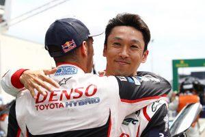 ル・マン/WEC | ル・マン24時間:中嶋一貴「ワールドチャンピオンは素直に嬉しい」。7号車に対しては同情も