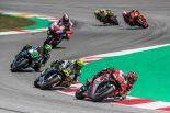 MotoGP | マルケス、転倒続出のMotoGPカタルーニャGPで独走優勝。ルーキーのクアルタラロは初表彰台に立つ