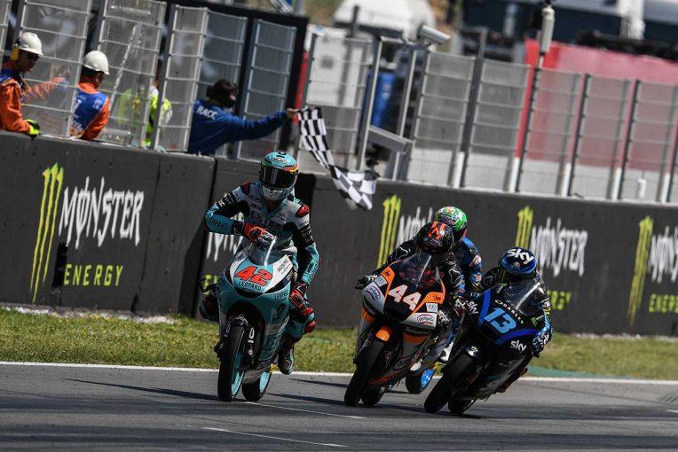 MotoGP | 【順位結果】2019MotoGP第7戦カタルーニャGP Moto3クラス決勝