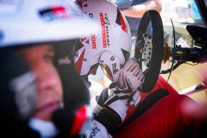ラリー/WRC | WRC第8戦イタリア:トヨタ、最終SSで勝利逃す。「スタートしてすぐ、ステアリングに違和感」とタナク