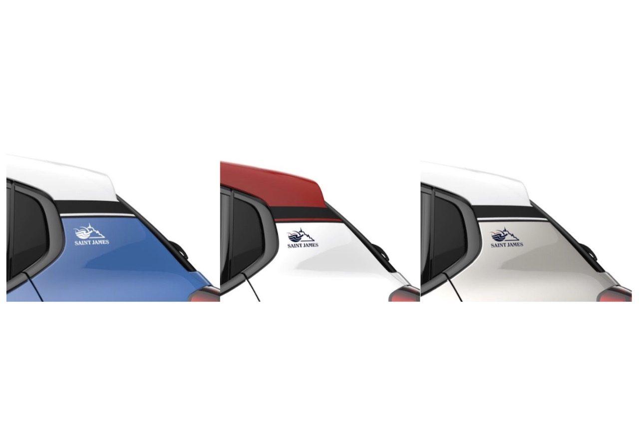 カジュアルファッションのモードをまとう『シトロエンC3× SAINT JAMES』が登場