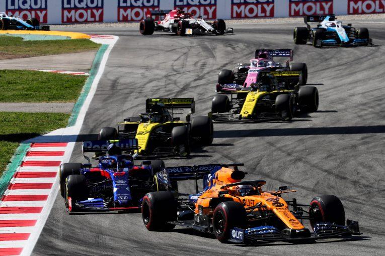 F1 | サインツJr.、F1がより公平なルールになることを願う。「現状を変えるために、早急な規則変更が必要」