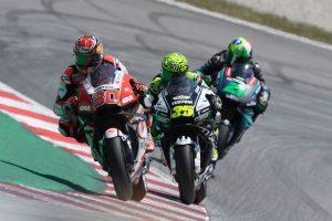MotoGP | 中上、MotoGPカタルーニャGPで16番グリッドから飛躍の8位。「タイヤマネジメントがうまくいった」