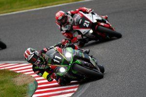 MotoGP | 2018年の鈴鹿8耐でヤマハファクトリーとトップ争いを繰り広げたKawasaki Team GREEN