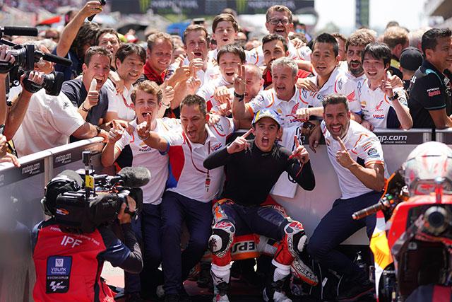 MotoGP   【ポイントランキング】2019MotoGP第7戦カタルーニャGP終了時点