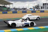 BMW V12 LMRと328ツーリング・クーペ