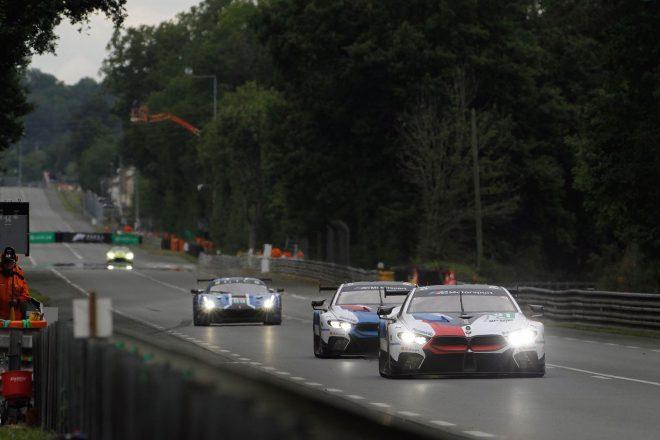 LM-GTE Proクラスに挑んだBMWチームMTEKのBMW M8 GTE