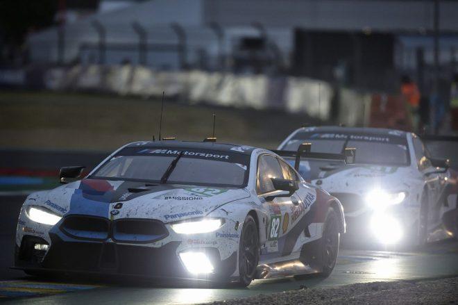 BMWチームMTEKのBMW M8 GTE