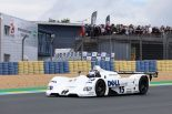 1999年、BMW車初のル・マン優勝マシンとなったBMW V12 LMR