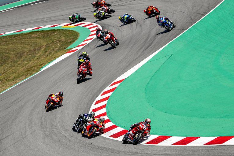 MotoGP | MotoGPカタルーニャGP、当事者が語る2周目10コーナーの多重クラッシュ。ロレンソ「僕のミスだった」