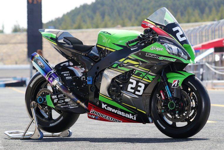 MotoGP | JSB1000マシンフォーカス:エンジンパワーに加え、扱いやすさにも磨きをかけたカワサキNinja ZX-10RR
