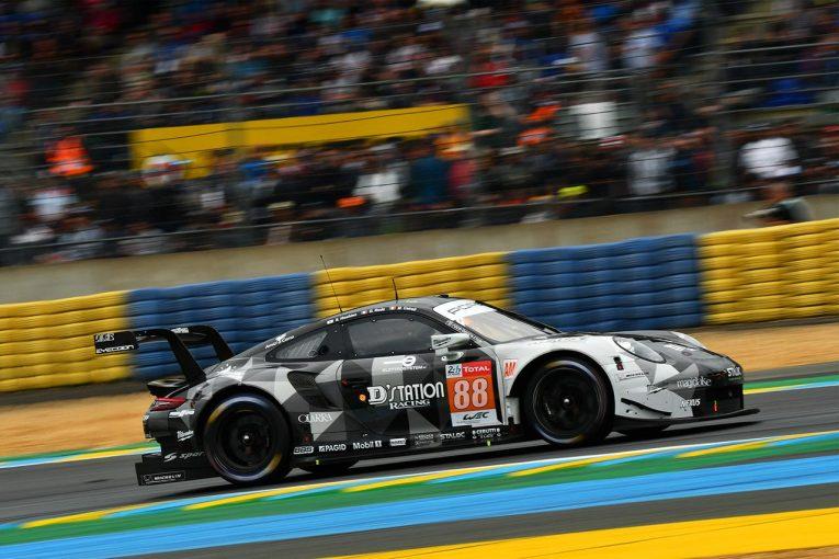 ル・マン/WEC | D'station Racing 第87回ル・マン24時間耐久レース レースレポート