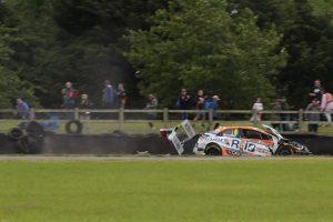 海外レース他 | BTCC第4戦:BMWのアンドリュー・ジョーダン連勝、フォード・フォーカスRSも初勝利