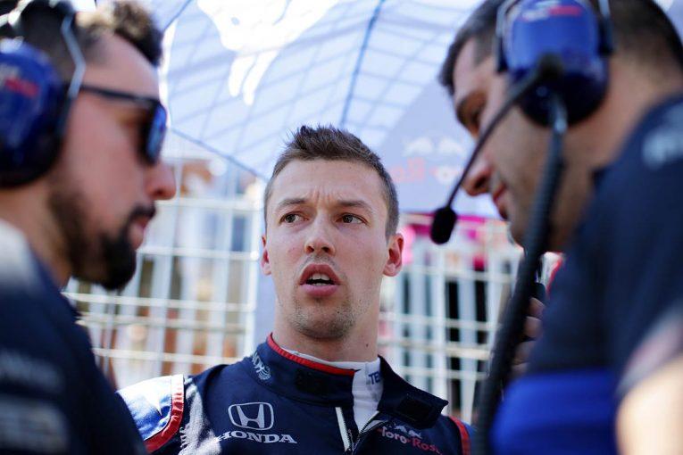 F1 | クビアト、カナダGPの結果を励みに初のF1フランスGPに挑む。「できるだけ早くコースについて学びたい」