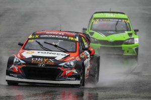 ラリー/WRC   ニクラス・グロンホルム(ヒュンダイi20スーパーカー)