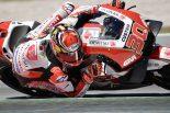 MotoGP | レースセットアップのテストに加え、2019年型ホンダRC213Vをテストした中上貴晶(LCRホンダ・イデミツ)