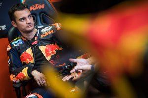 MotoGP | KTMのテストライダーとして初めてオフィシャルテストに参加したダニ・ペドロサ(レッドブルKTMファクトリー・レーシング)