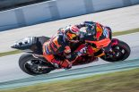 KTM・RC16を走らせるダニ・ペドロサ