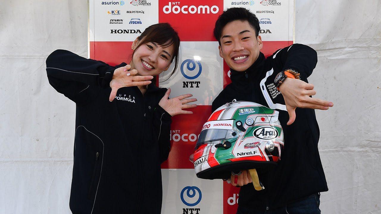 【ヘルメットはドライバーの顔:福住仁嶺】トロロッソ・ホンダのF1ドライバーと一緒に、ヘルメットをデザインしていました!/動画インタビュー