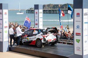ラリー/WRC | ラリー・オーストラリアの中心となるコフスハーバー。シドニーからは500km以上離れている