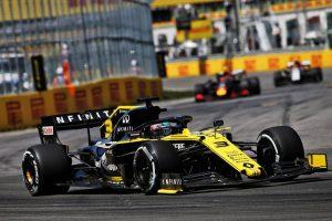 F1 | ルノーF1「ホームレースのフランスGPでも、前戦同様の実力を発揮するチャンスがある」と自信