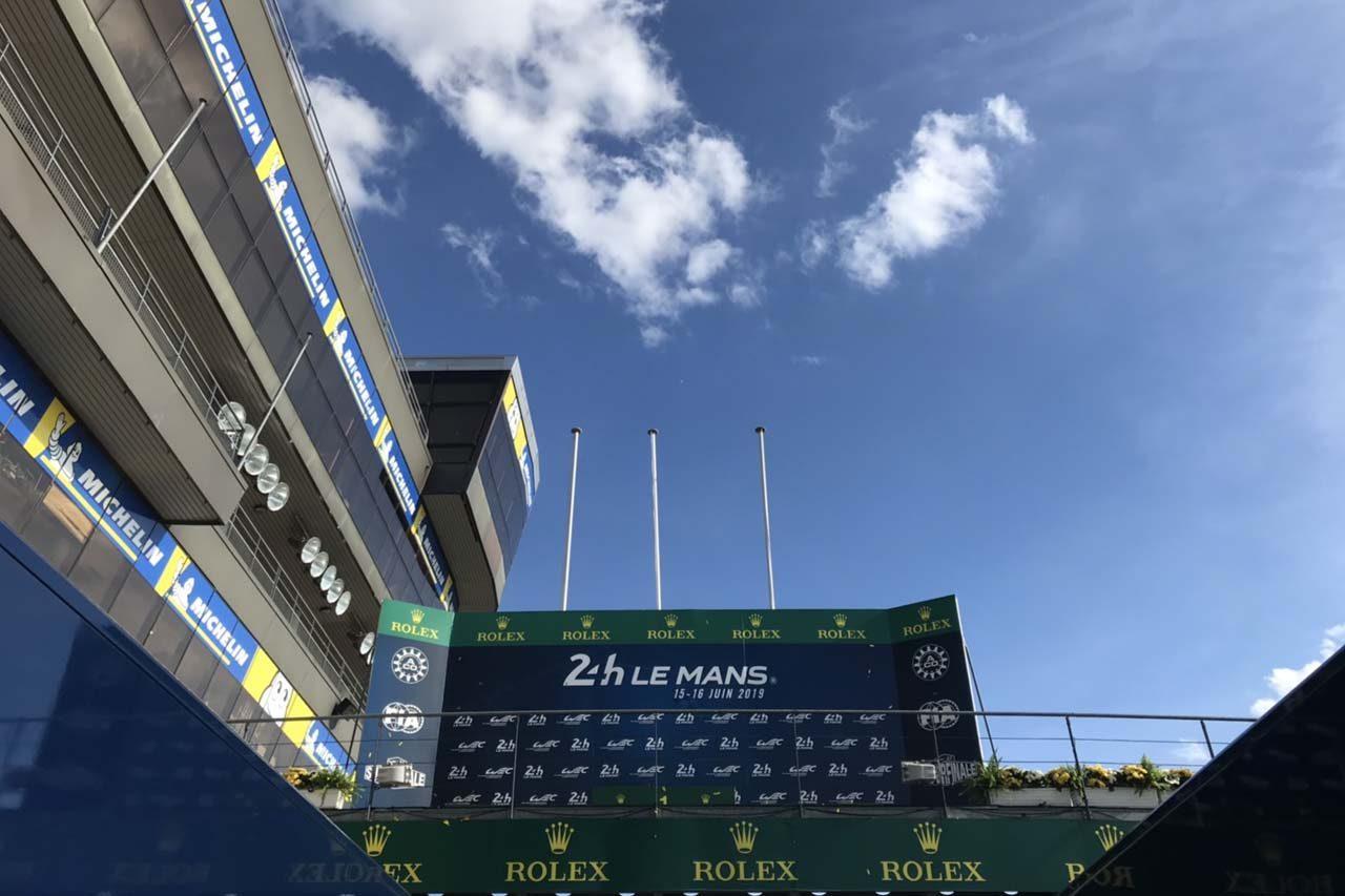 2018/19年WEC第8戦ル・マン24時間現地ブログ