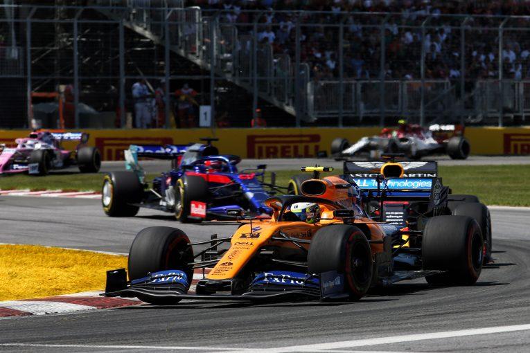 F1   マクラーレンF1、拮抗する中団グループをリードし続けるには「レース運営が重要」と強調