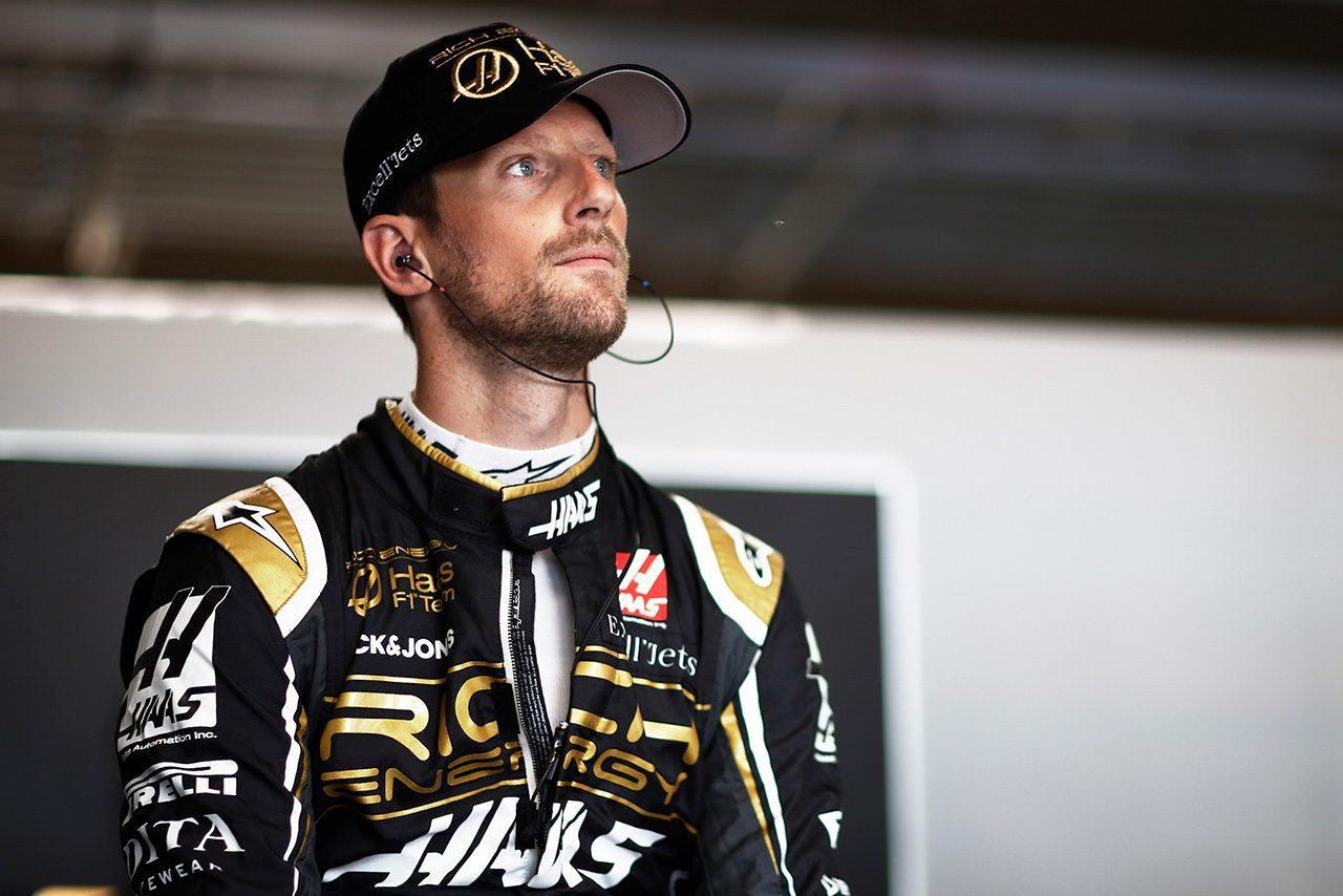 2019年F1第7戦カナダGP ロマン・グロージャン(ハース)