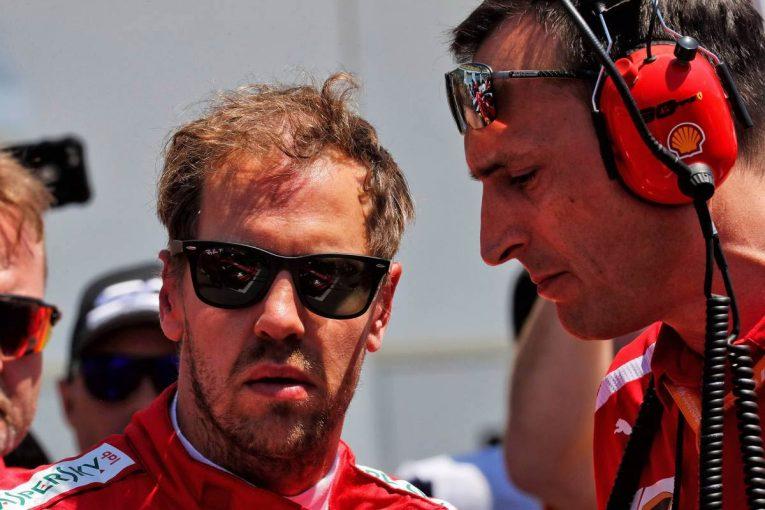 F1 | グランプリのうわさ話:ベッテル全面支援をアピールするフェラーリの思惑