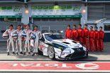 TOYOTA GAZOO RacingのレクサスLCとドライバーたち