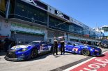 レーシングプロジェクトバンドウ×NOVELのレクサスRC F GT3とレクサスRC F