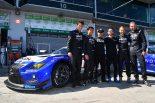 レーシングプロジェクトバンドウ×NOVELのレクサスRC F GT3とドライバーたち