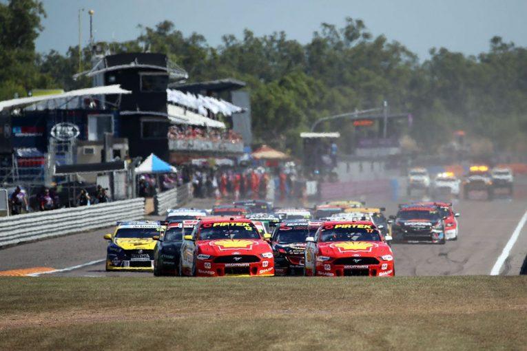 海外レース他 | オーストラリアスーパーカー第7戦:マスタングの快進撃止まらず。王者は早くもシーズン12勝