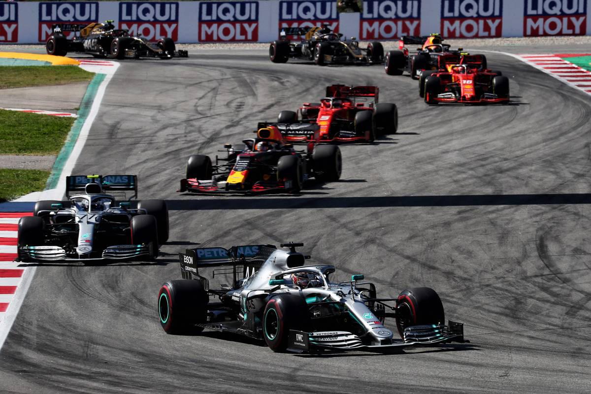 2019年F1第5戦スペインGP ルイス・ハミルトン(メルセデス)