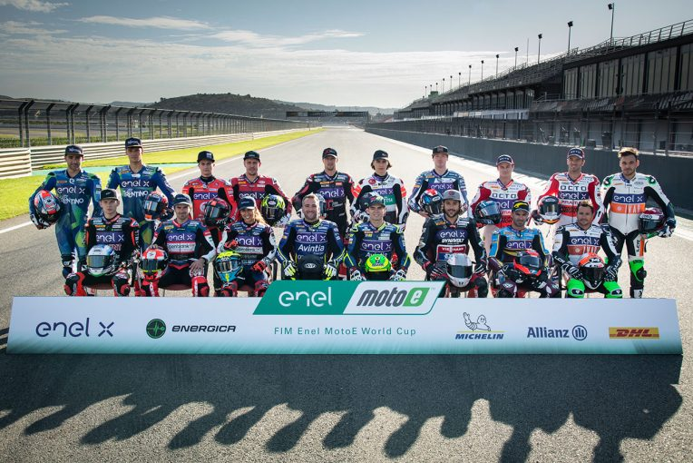 MotoGP | 電動バイクレース『MotoE』、2020年シーズン開幕前のテストは3~4月にスペイン・ヘレスで開催