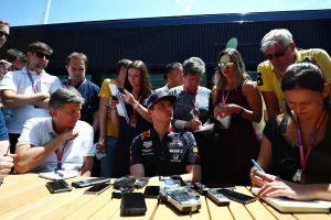 F1 | フェルスタッペン、ホンダF1のスペック3導入を歓迎「小さなパフォーマンス向上を積み重ねていくことが重要。ペナルティは覚悟の上」