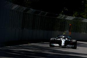 F1 | 決勝でハミルトンに遅れをとるボッタス、レースペース改善を今後の目標に据える
